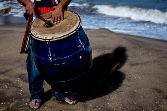 El mar vino al candombe